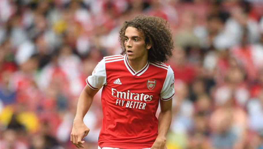 Manchester United Join Barcelona, PSG In Transfer Race For Arsenal's Guendouzi