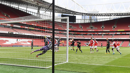 Photo of Arsenal Thrash Charlton Athletic In Friendly – Complete Sports