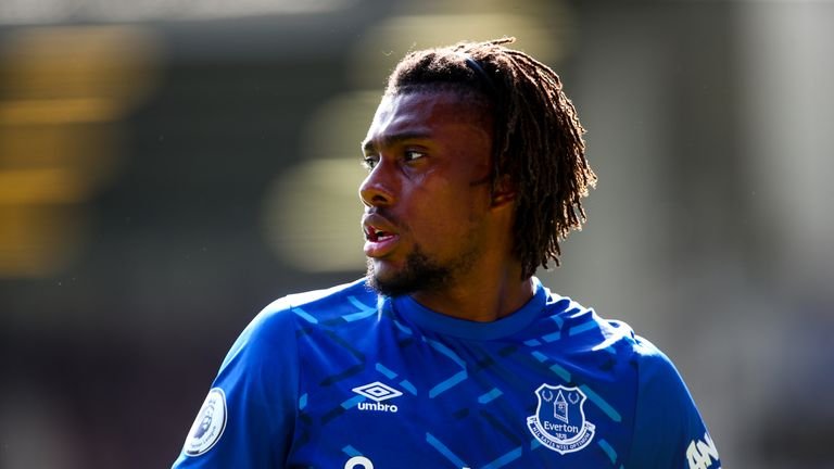 Iwobi Nominated For Everton's Player And Young Player Of The Season Awards
