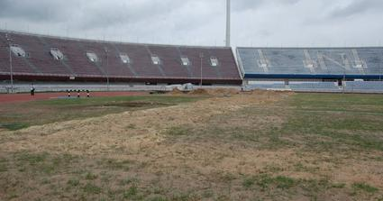 Task Force For National Stadium Start Work, Lagos  Commissioner joins