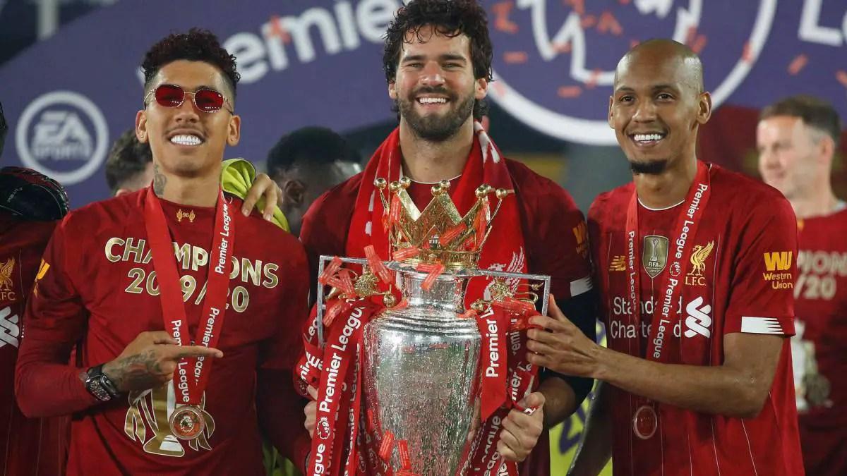 Fabinho's Home Burgled During Liverpool's EPL Title Celebration