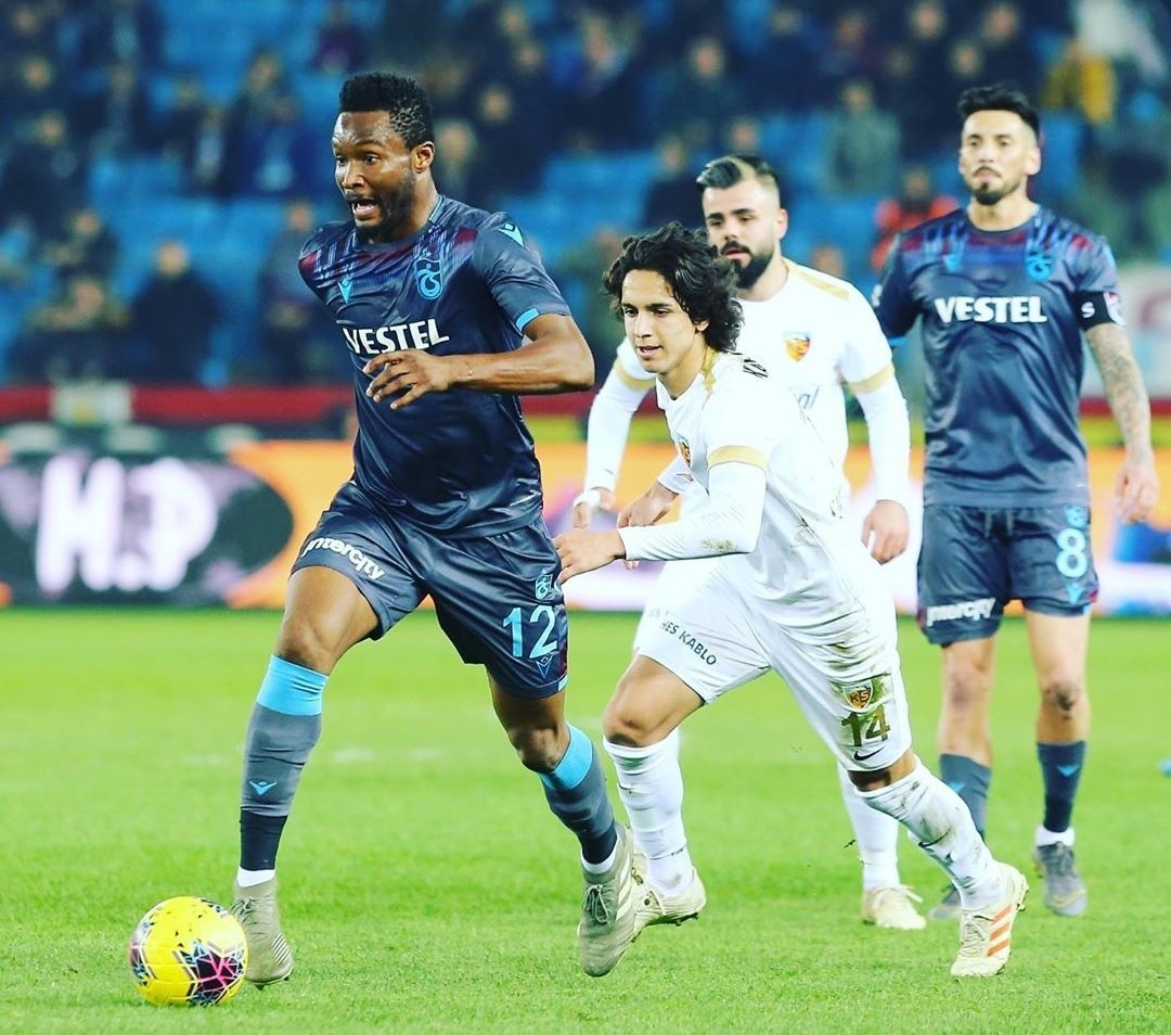 Serie A Club Benevento Interested In Mikel