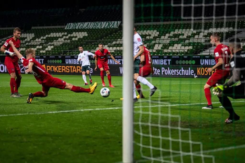 Heidenheim Host Bremen Monday In Bundesliga Relegation/Promotion Playoff, 2nd Leg