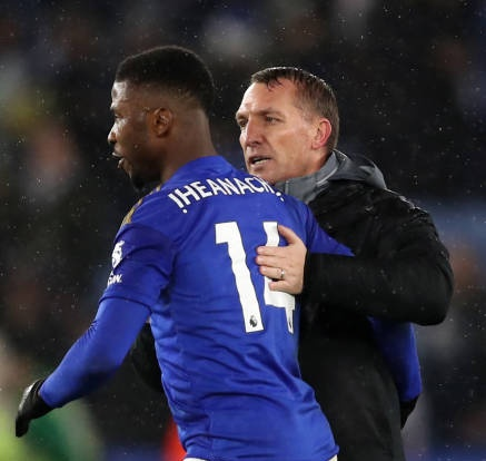 Rodgers: Leicester City Not Planning To Sell Iheanacho