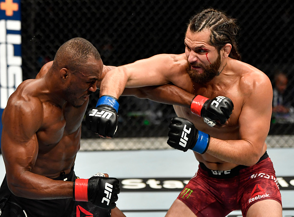 UFC 251: Kamaru Usman Defends Welterweight Title With Points Win Over Masvidal