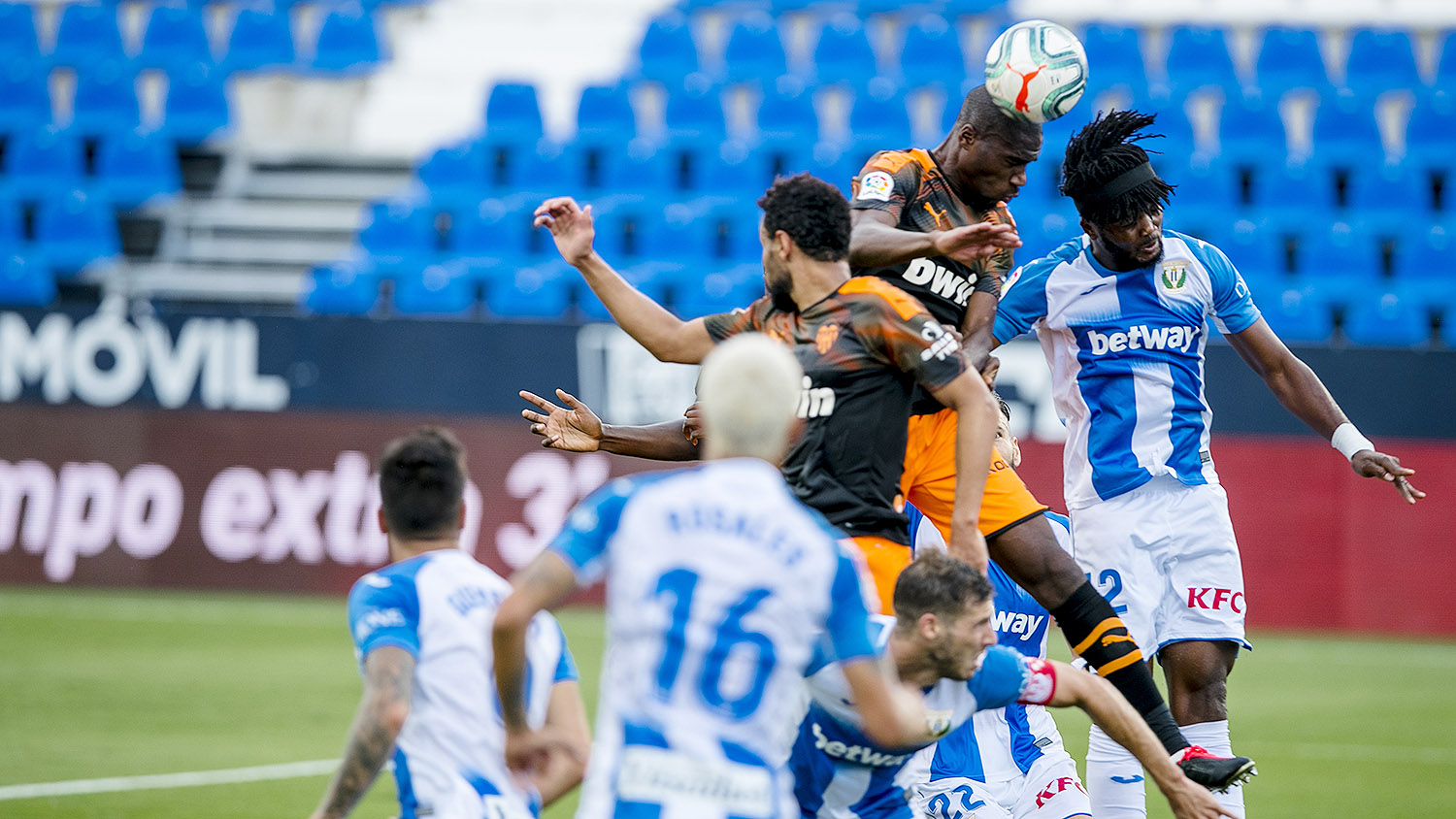 Awaziem Relishes Leganes' 'Well Deserved Win' Vs Valencia In Relegation Fight