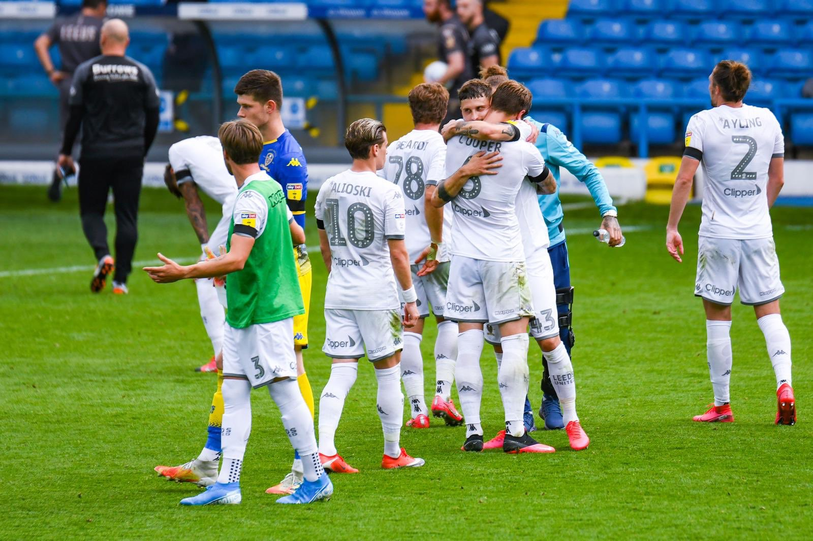 Leeds United Beat Ajayi's West Brom To Championship Crown