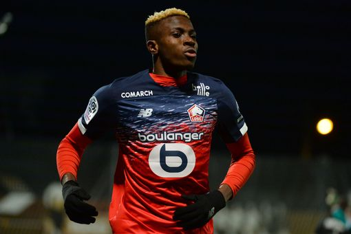 Amunike: Osimhen Can Become A Big Star At Napoli