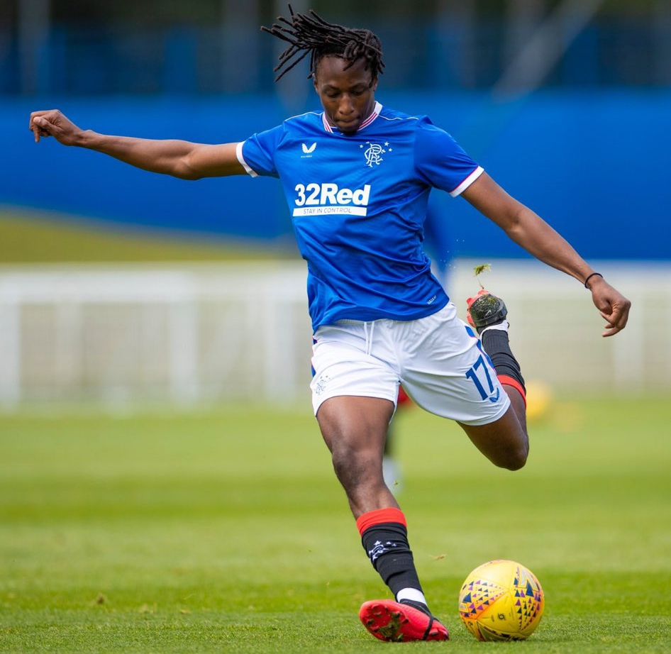 Aribo Targets First Goal In Five Old Firm Derbies Vs Celtic