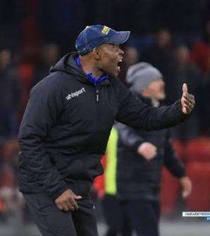 CAF Thumbs Up Egbo Over Tirana's Historic Feat