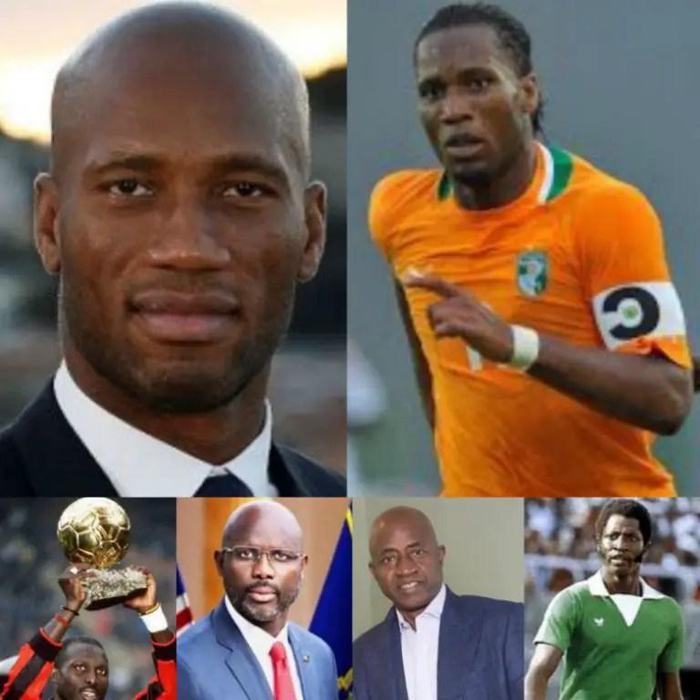 Odegbami: Football Politics and The Footballer!
