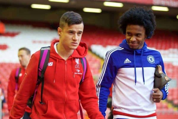 Arsenal Close In On Coutinho, Willian Transfer