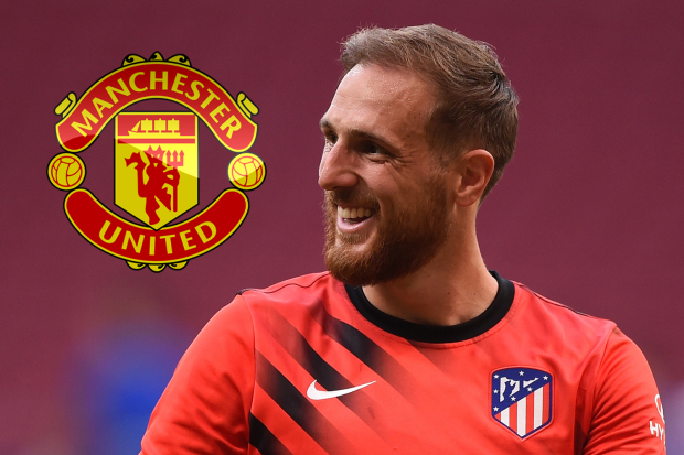 Man United Considering Atletico Madrid's Oblak As De Gea Replacement