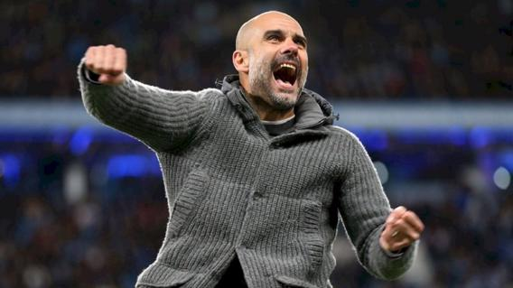 Guardiola, Dias Named Premier League Manager, Player Of The Season