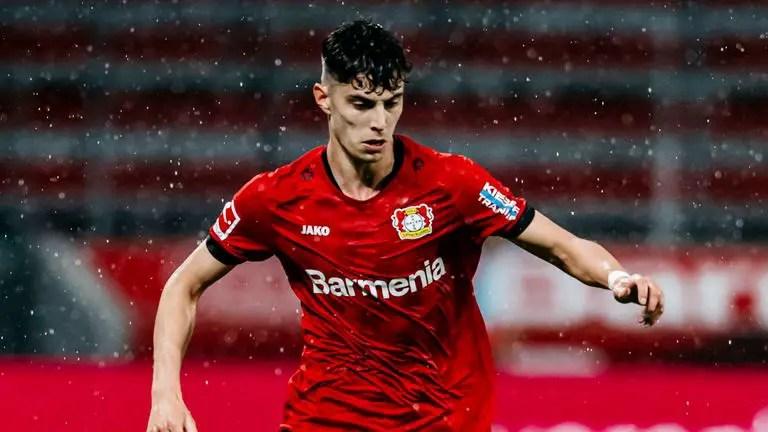 Leverkusen's Havertz Wants Chelsea Move Sealed Next Week