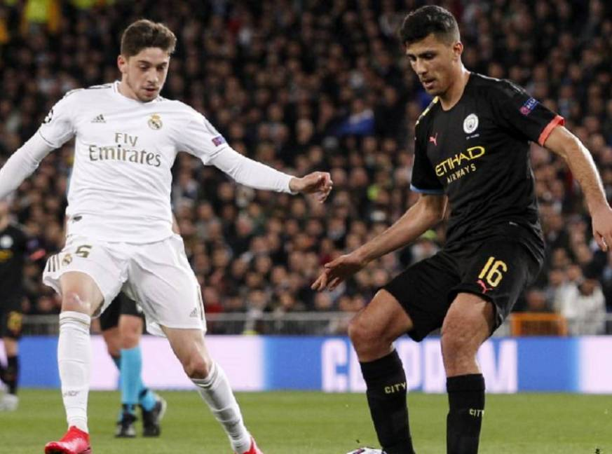 Man City Vs Madrid: Rodri Talks Tough, Urges Citizens To Stop 13-Time UCL Champions