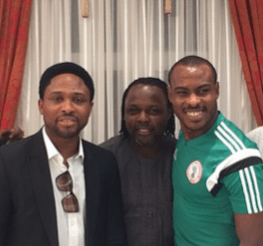 FIFA, CAF, NFF Send Birthday Wishes To Ex-Eagles Stars Enyeama, Babayaro