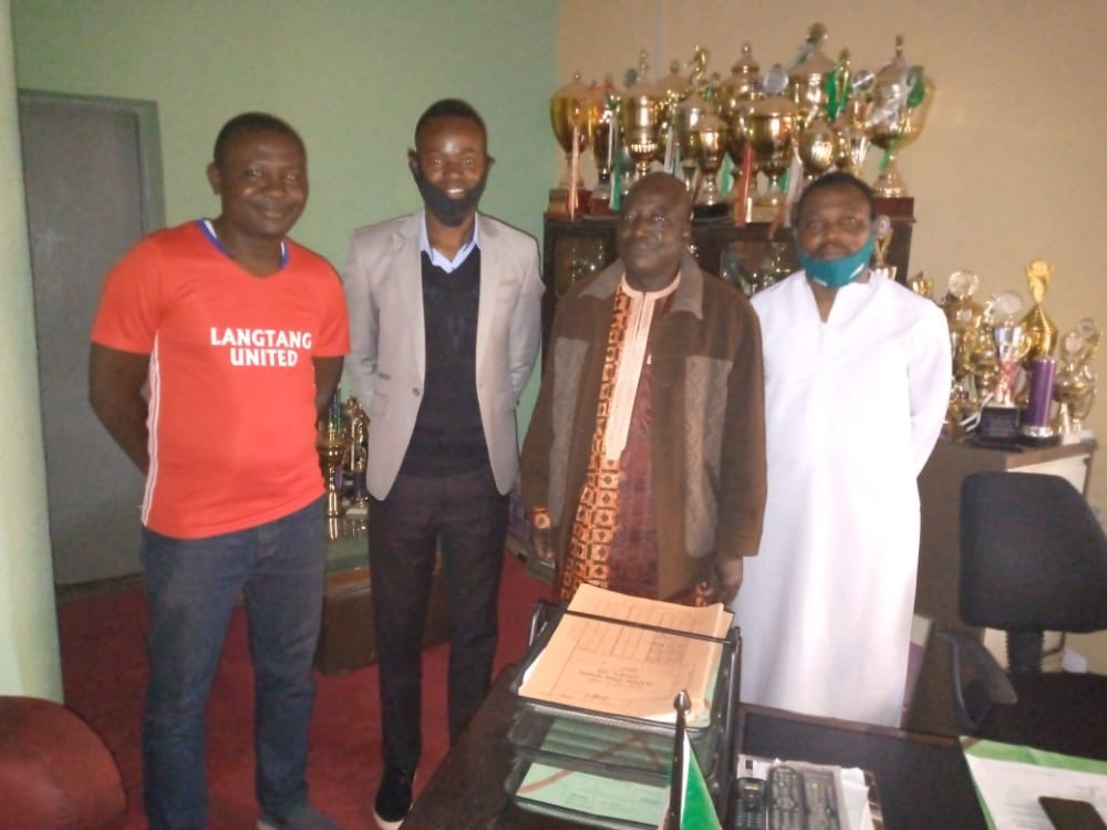 Plateau State Director Of Sports Promises To Support Teqball In The State