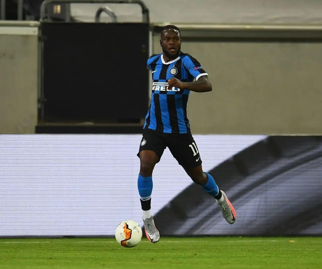 Moses Savours Inter Milan Europa League  Win Vs Leverkusen