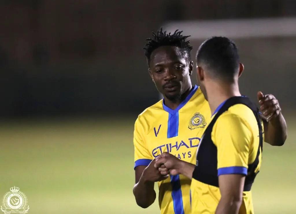 Musa Targets 20th League Game, 2nd Goal Of Season For Al Nassr Vs Al Wehda