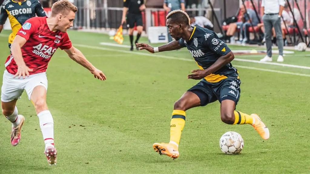 Monaco Boss Kovac Hails Onyekuru After Friendly Win Vs AZ Alkmaar