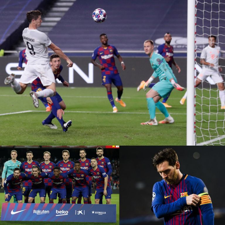 Reasons Barcelona Are In Crises; Messi Alone Not To Blame  –Adepoju
