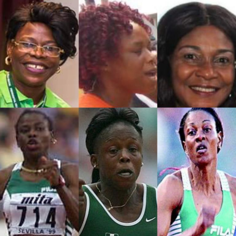 Amazing Sports Moms!: 3 Nigerian  Athletes Who Returned To Track & Field Action After Childbirth