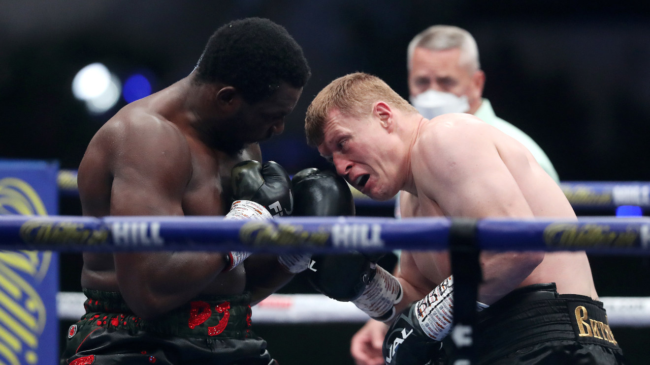 Whyte Wants Rematch After Defeat To Povetkin