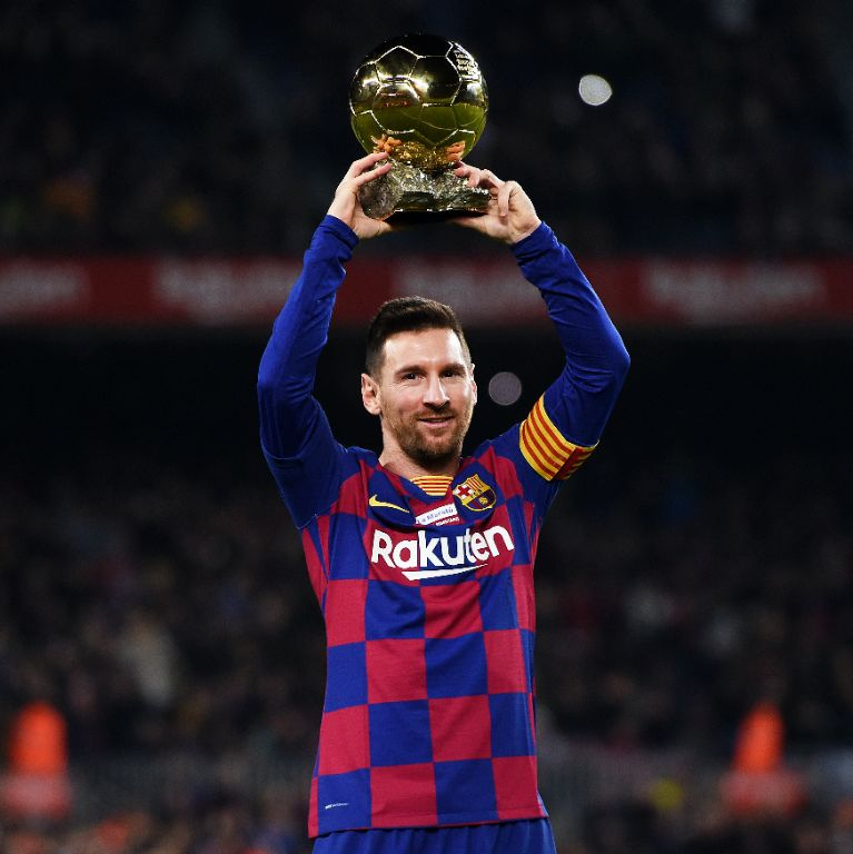 Messi Can Win 7th Ballon d'Or As Man City Or Man United Player  –Rooney
