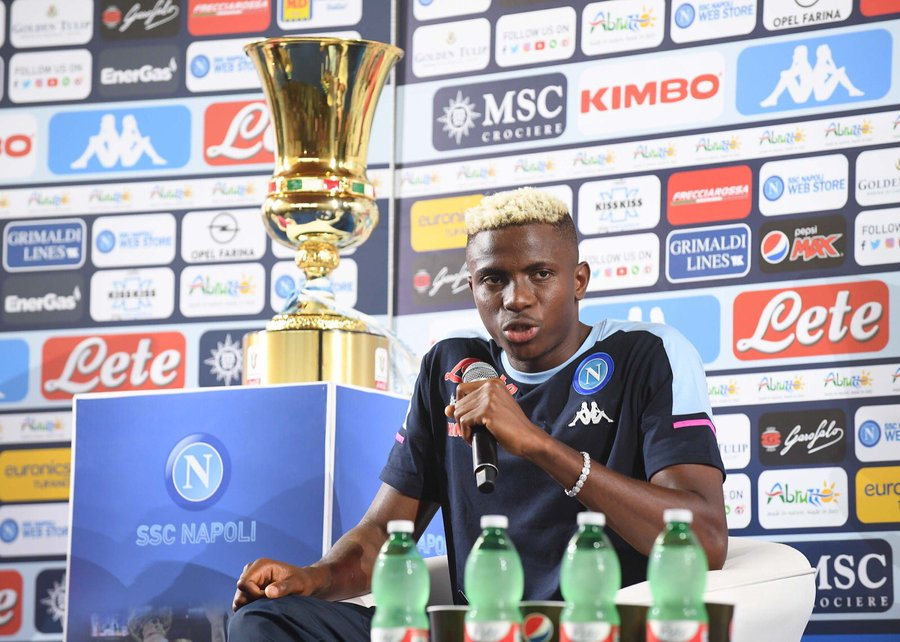 Agent: How Barcelona Wanted Osimhen To Replace Suarez