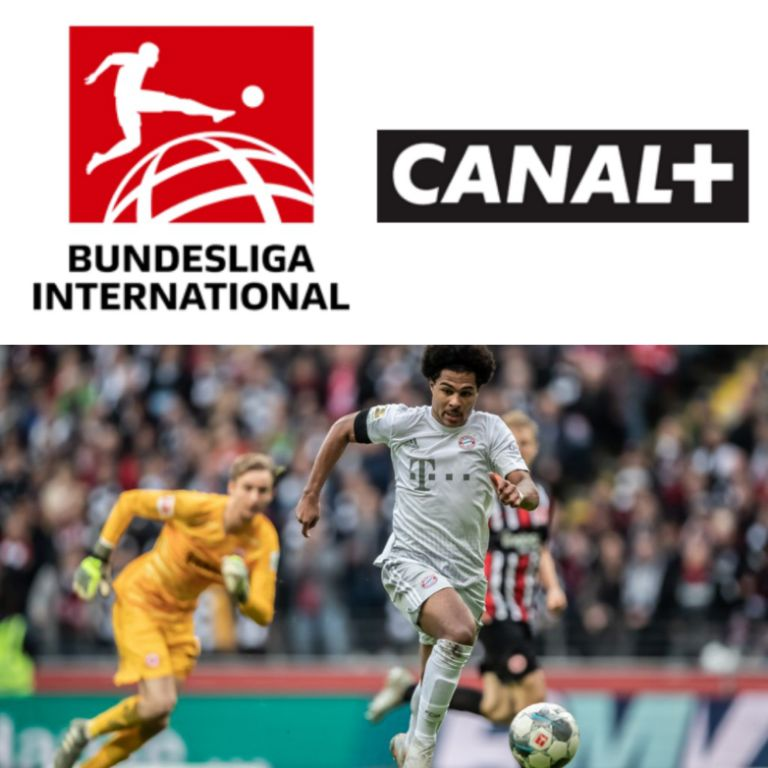CANAL+ Becomes Official French Language Broadcaster Of Bundesliga In Sub-Saharan Africa