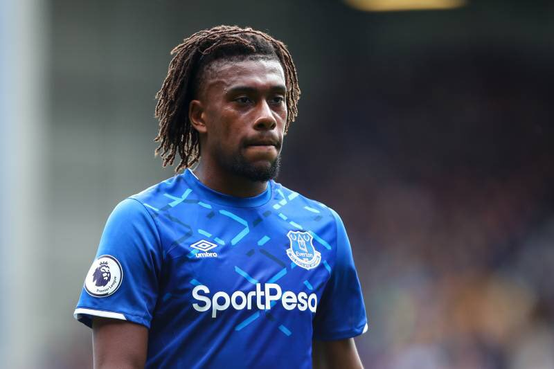 Premier League: Iwobi Subbed On As Everton Lose To Newcastle United