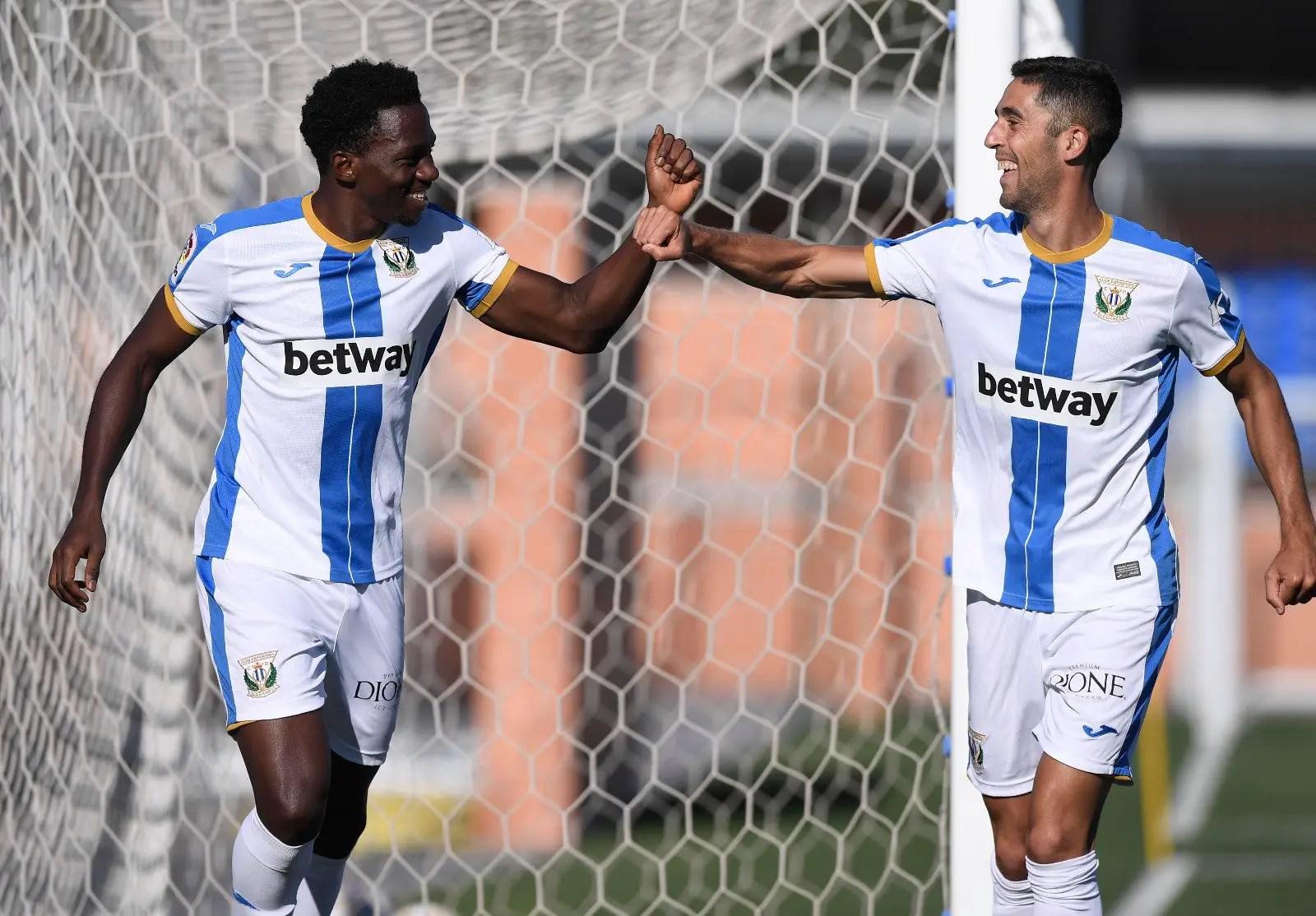 Omeruo On Target In Leganes' Friendly Win Vs Eibar