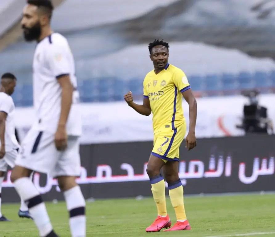Musa Targets 3rd Goal Of Season In 24th Game For Al Nassr Vs Al Ittihad