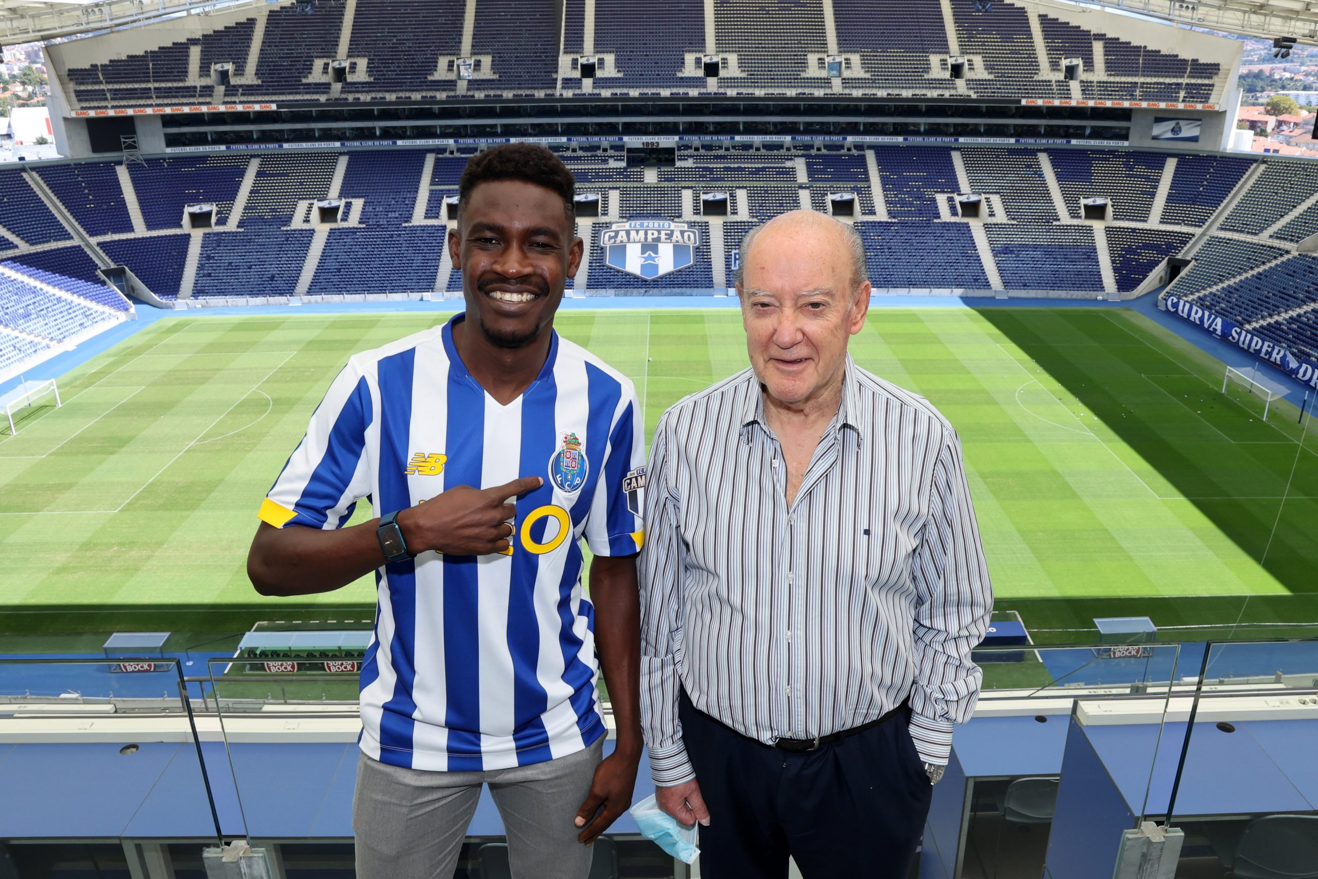 Rohr's Left-Back Target Zaidu Joins Porto On Five-Year Deal