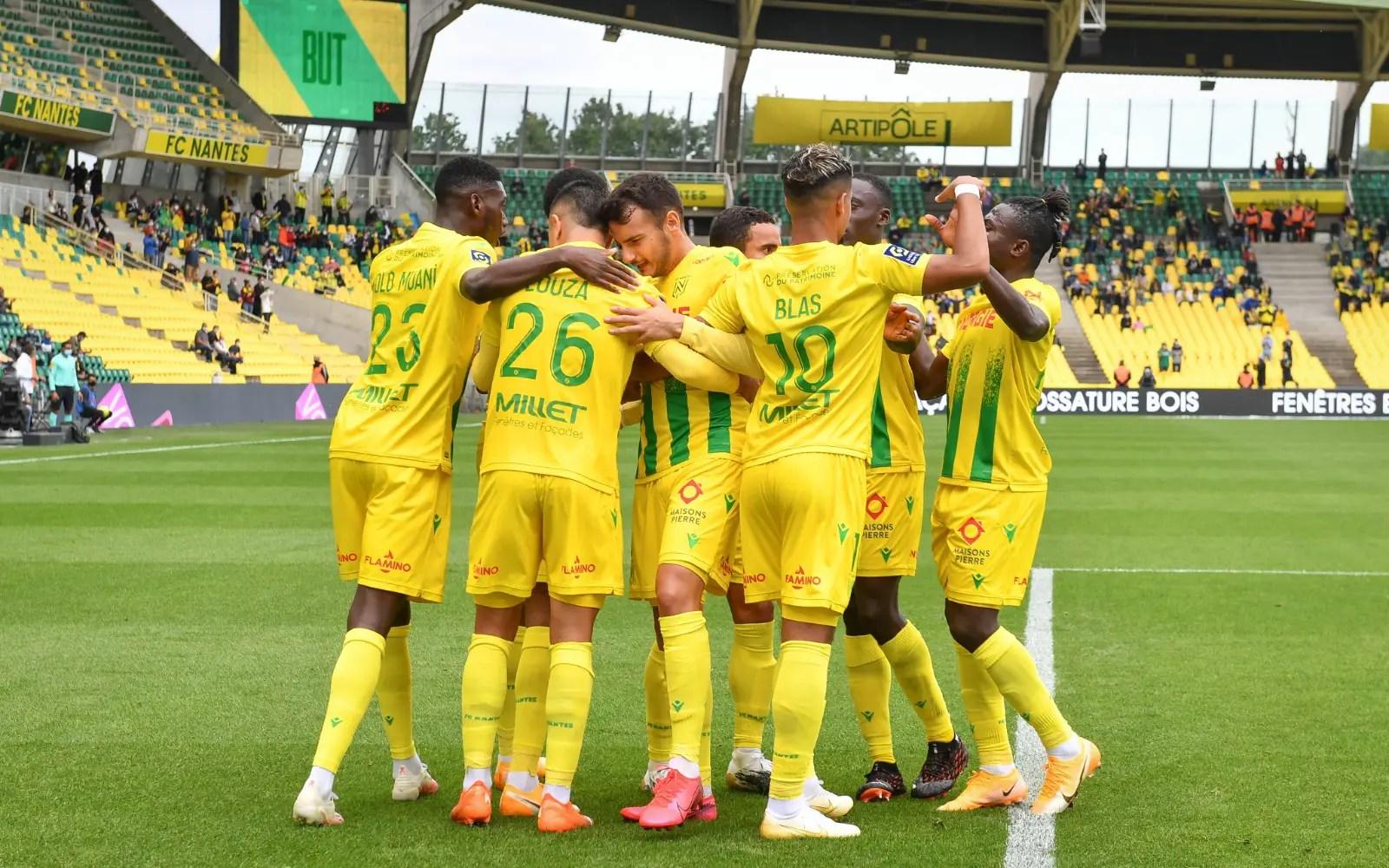 Ligue 1: Moses Relishes Nantes Win Over Nimes