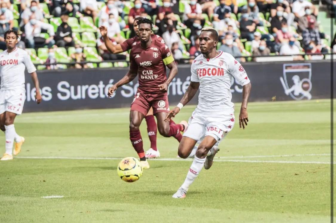 'First Win Of The Season'- Onyekuru Thrilled With Monaco's Victory Against Metz