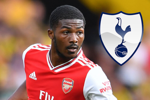 Tottenham Hotspur Interested In Arsenal's Maitland-Niles