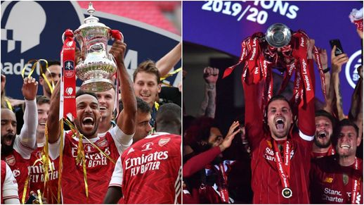 Liverpool Target First Community Shield Title In 14 Years