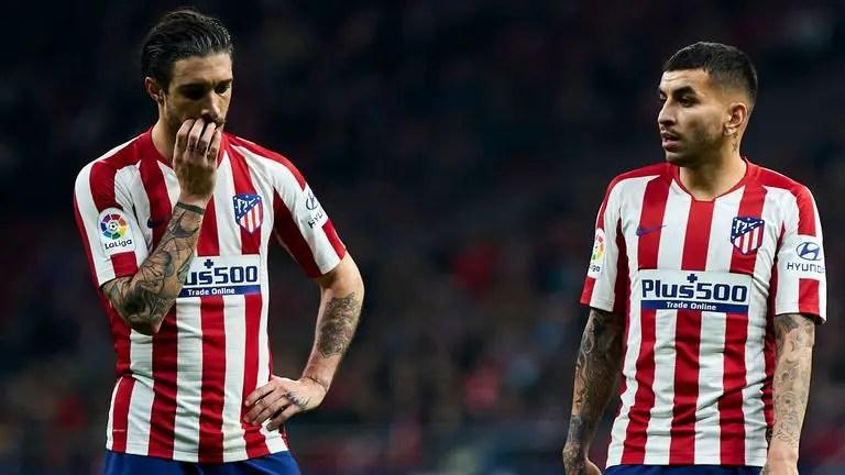 Two Atletico Madrid Stars Test Positive For Coronavirus Ahead UCL Clash Vs Leipzig