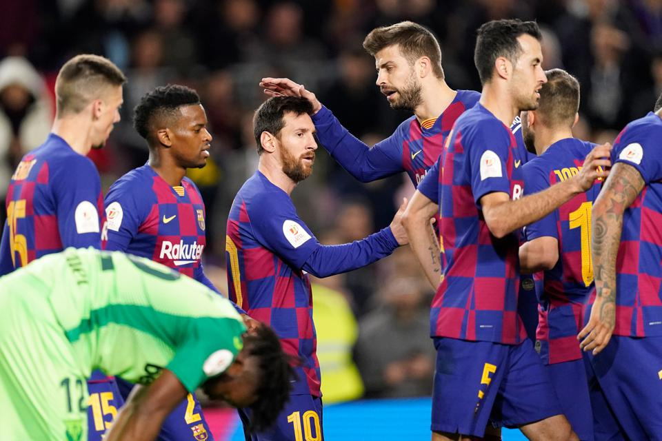 La Liga In Full Force This Weekend As Barcelona Begin Title Chase Live on StarTimes