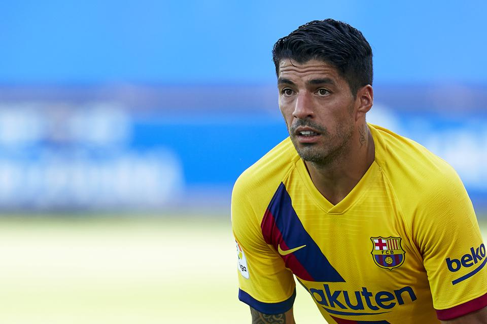 Suarez: Barca Told Me I Was Old, Can't Play At High Level Anymore