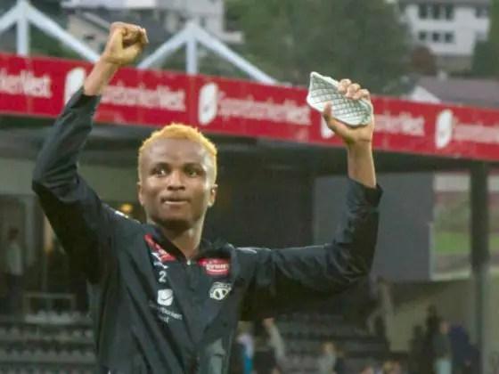 Nwakali Helps Tuzlaspor Seal First League Win