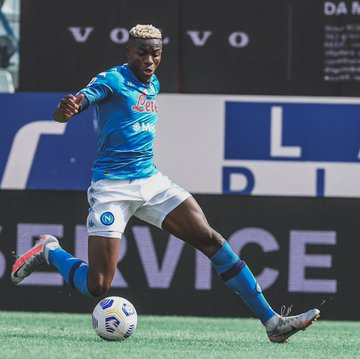Rohr: Osimhen Ready To Face Sierra Leone