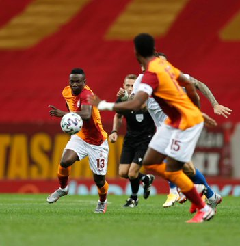 Etebo: Galatasaray Will Continue Title Hunt Despite Home Loss To Rizespor