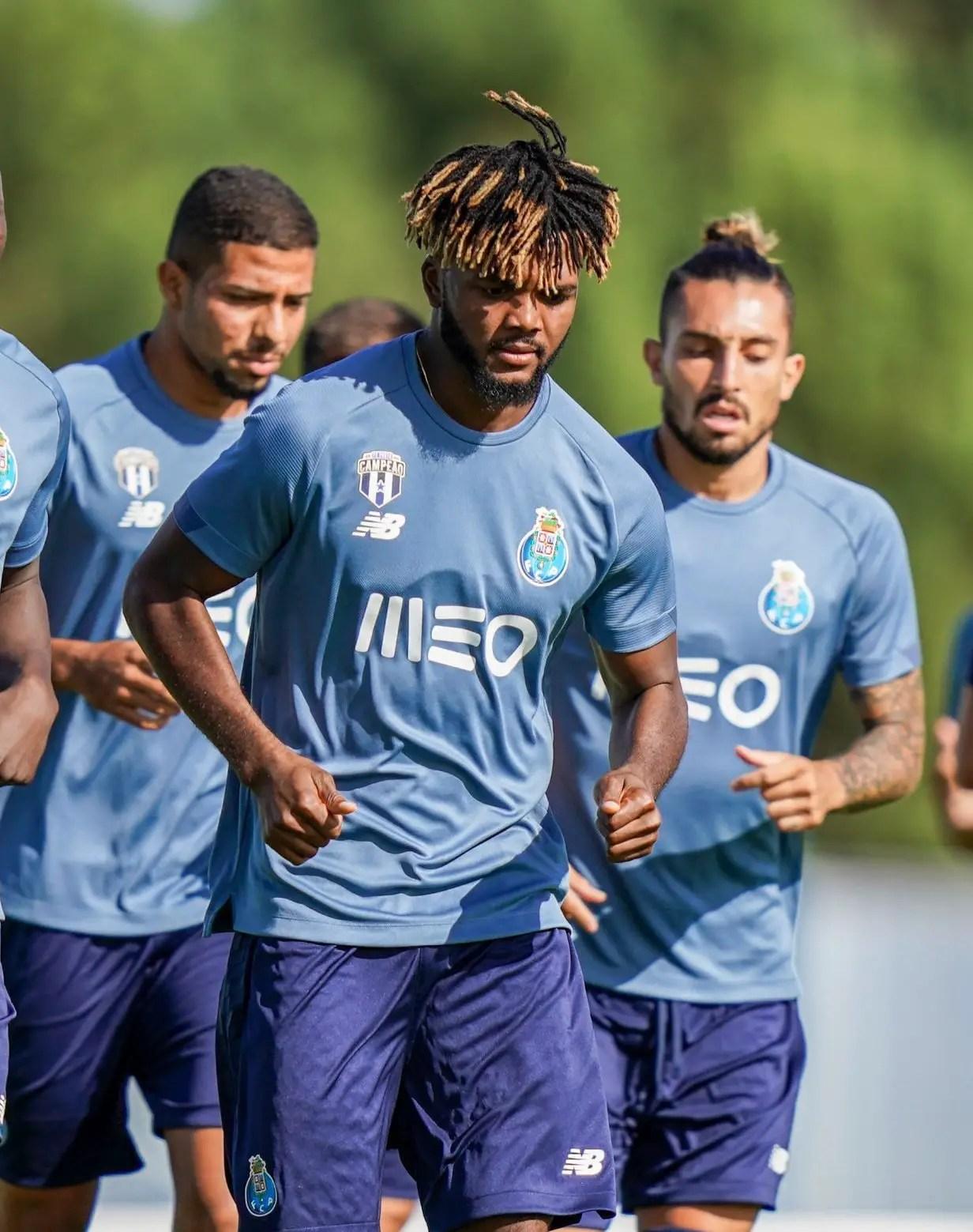 Awaziem Returns To Porto For Pre-Season Training