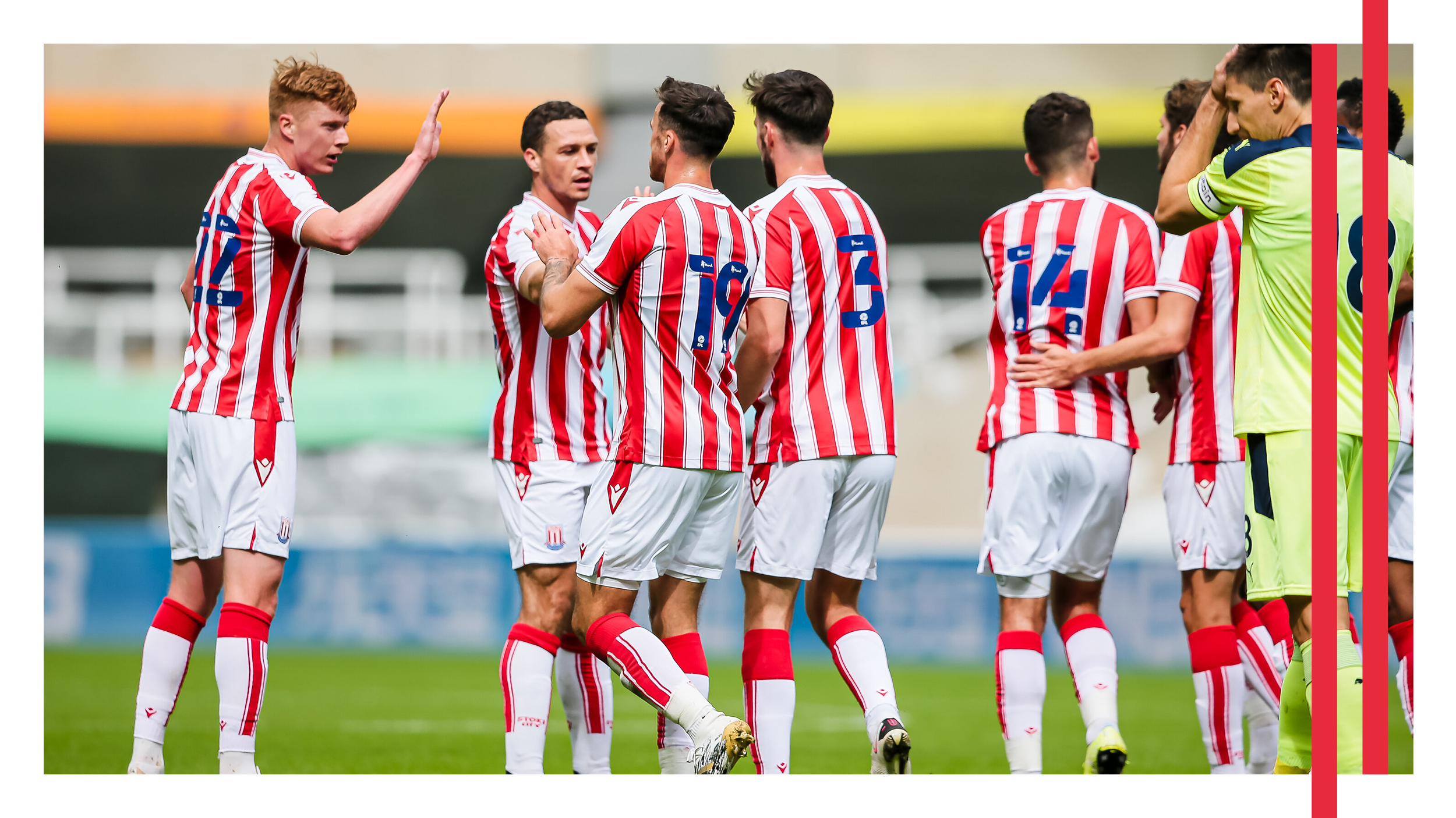 Mikel Shines As Stoke City  End Pre-Season With Newcastle United Win