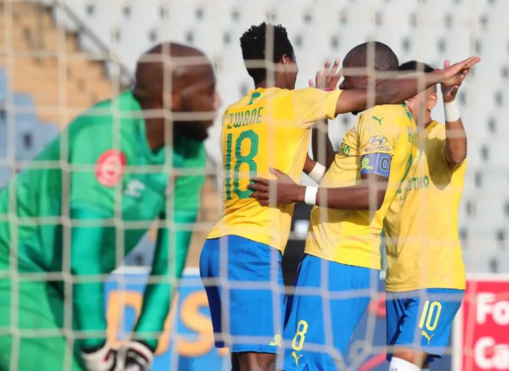 Akpeyi's Kaizer Chiefs Lose League Title To Mamelodi Sundowns