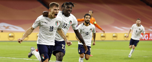 UEFA Nations League: Italy Beat Netherlands Away, Scotland Shock Czech Republic