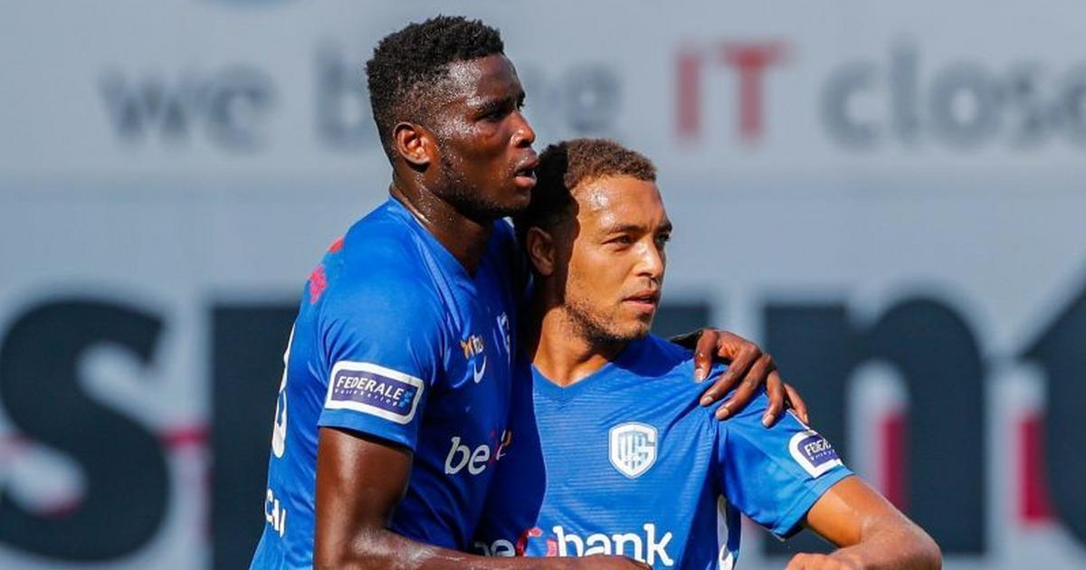 'The Click Will Come'- Onuachu Confident Partnership With Dessers Will Bring Genk Goals